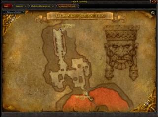Schwarzfelstiefen - Eingang - World of Warcraft
